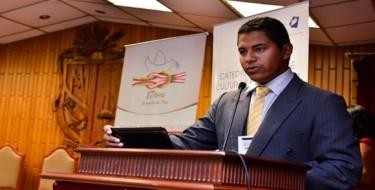 Estudiante USAT promueve Cultura de Paz en Ecuador