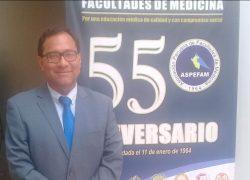Docente USAT participó como panelista en evento Científico de Bioética organizado por ASPEFAM
