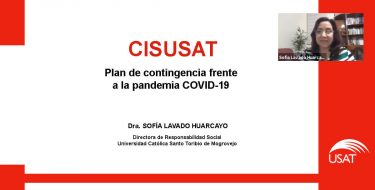 Programa CISUSAT seleccionado para Primer Foro Virtual Internacional de Universidades Saludables