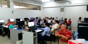 Docentes de la Facultad de Derecho participaron en el Taller de Elaboración de Sílabo 2019