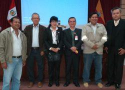 USAT asume la representación de la Comisión Ambiental Regional