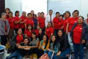 Facultad de Ingeniería realiza Taller de Informática en el Programa USAT Senior