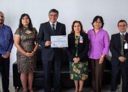 USAT representa a la región en el II Foro Nacional de Universidades Saludables