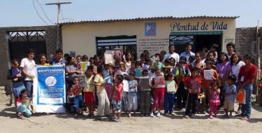 Estudiantes USAT combaten la desnutrición con estrategia comunicacional