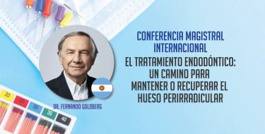 Reconocido endodoncista internacional es ponente en conferencia de la Escuela de Odontología USAT