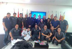 Residentes de la especialidad de periodoncia e implantología USAT realizaron una estancia en el centro de postgrado en odontología de Bauru, Sao Paulo – Brasil