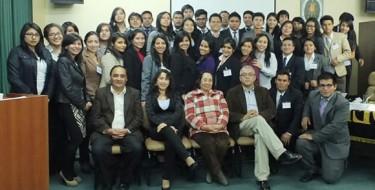 Jueces y Universitarios unen esfuerzos por la transparencia judicial