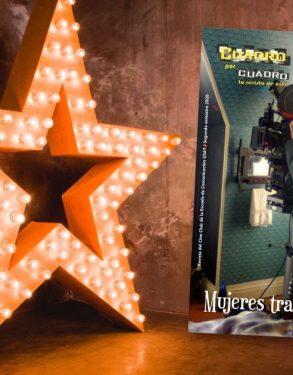 Revista Cuadro x Cuadro lanza nueva edición dedicada a las cineastas lambayecanas