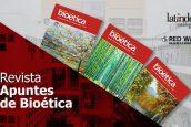 """Revista """"Apuntes de Bioética"""" lanza convocatoria para publicar artículos en su nueva edición"""