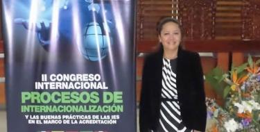 USAT participa en II Congreso Internacional de Acreditación