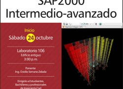 Curso: SAP2000 Intermedio – Avanzado