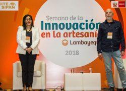 MINCETUR Y CITE SIPAN realizan la Semana de la Artesanía en Lambayeque en la USAT