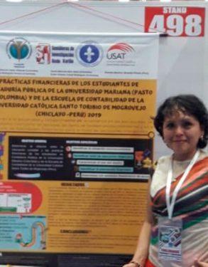Docente USAT participó en el XXII Encuentro Nacional y XVI Encuentro Internacional de Semilleros de Investigación