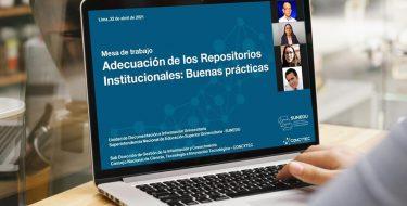 Sunedu y Concytec invitan a USAT a mostrar sus buenas prácticas en la adecuación de Repositorios Institucionales