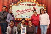 Elenco de Teatro USAT realiza gira en Cajamarca