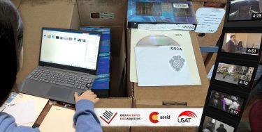 USAT presenta archivo audiovisual a la comunidad toribiana sobre su historia como instituto superior pedagógico