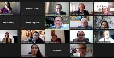 USAT realiza I Asamblea Virtual 2021 de la Red de Interculturalidad de la ODUCAL