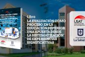 Unidos por la investigación: Docentes de USAT y UNISABANA  publican libro sobre el proceso evaluativo en la educación superior