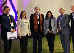 "Autoridades USAT participaron del ""Times Higher Education Latin American Forum 2019"""