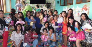 RSU Educación: Nueva visita al Albergue Santa María Josefa