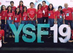 VOCCS-USAT participo en el Youth Speak Forum 2019