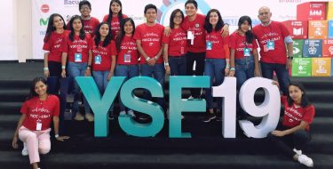 VOCCS-USAT participo en el Youth Speak Forum 2019