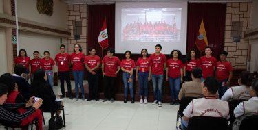 """USAT participa del """"I Encuentro de voluntariado de la Región Lambayeque"""""""