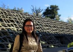 Profesora USAT única representante de Latinoamérica en congreso internacional