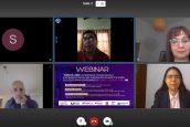 Integrante de Vicerrectorado de Investigación USAT es ponente en webinar organizado por universidad argentina