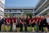 Estudiantes de la Universidad Estatal de Washington  realizan pasantía en Salud Ambiental Comunitaria