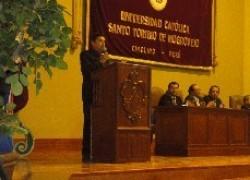 Bienvenida a Estudiantes 2011-I