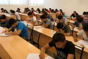 Cerca de 1000 Jóvenes postulan al examen de Admisión y Beca 18, USAT