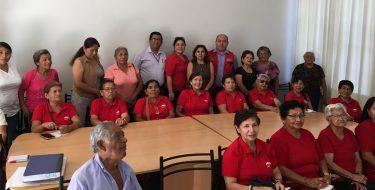 La USAT lidera comisión regional que aporta a la visibilidad de la población adulto mayor