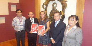 USAT firmó importante convenio con Ahora Lambayeque