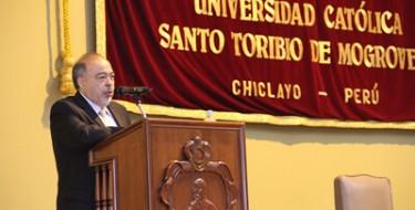 Facultad de Derecho USAT celebra sus 15 años