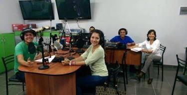 Estudiantes de Comunicación USAT incursionan en radio on-line