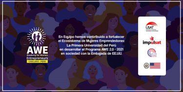 Lambayecanas fortalecen sus emprendimientos a través de la Academia para Mujeres Emprendedoras AWE Chiclayo