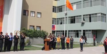 La Facultad de Ciencias Empresariales USAT inicia la semana naranja