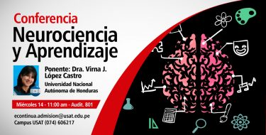 Conferencia. Neurociencia y Aprendizaje