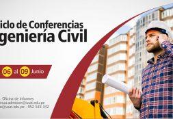 II Ciclo de Conferencias de Ingenierías Civil