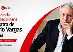 Conferencia Interdisciplinaria. El Teatro de Mario Vargas Llosa