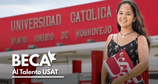 USAT lanza nueva Beca al Talento