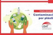 Agentes de cambio de la campaña regional 'Por mi planeta: ¡no más plástico!' participan en charla ambiental educativa