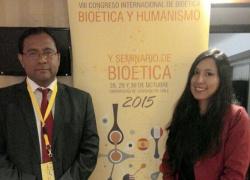 Profesores USAT expusieron investigaciones en Chile