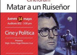 Cineforum: Matar a un ruiseñor