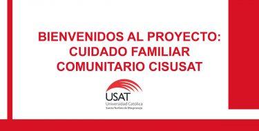 Escuela de Enfermería USAT fortalece su compromiso con la responsabilidad social universitaria.