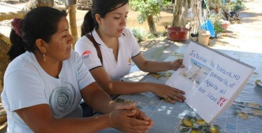Cocinas Saludables en las Viviendas de los Caseríos Huaca de Piedra y Culpón Alto en Íllimo