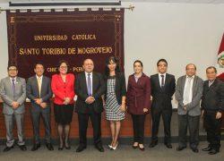 Derecho USAT organiza Seminario de Negocio Jurídico