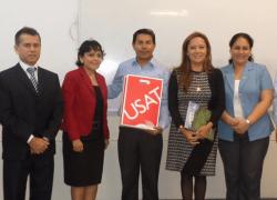 Profesores USAT participan en investigación binacional
