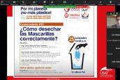 Campaña 'Por mi planeta no más plástico' cierra tercera etapa con participación de autoridades y colegios de la región